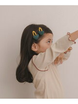 MILK x SODA CUPID HAIR CLIP(KIDS)