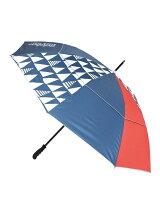 トリコロール長傘(晴雨兼用)