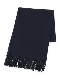 【SALE/58%OFF】Gready Brilliant ムジウールストール グレディブリリアン ファッショングッズ ストール ネイビー ピンク