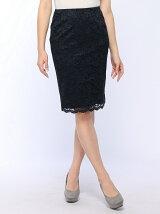 INTERPLANET/バックジップコンシャスタイトスカート