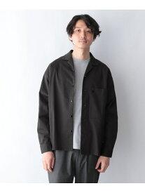 GLOBAL WORK (M)KATOデザイン OPシャツ グローバルワーク シャツ/ブラウス 長袖シャツ グレー ホワイト ネイビー【送料無料】