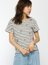5/26C・総刺繍/Tシャツ