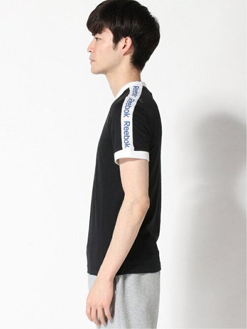Reebok Te BL SS Graphic Tee T-Shirt Homme