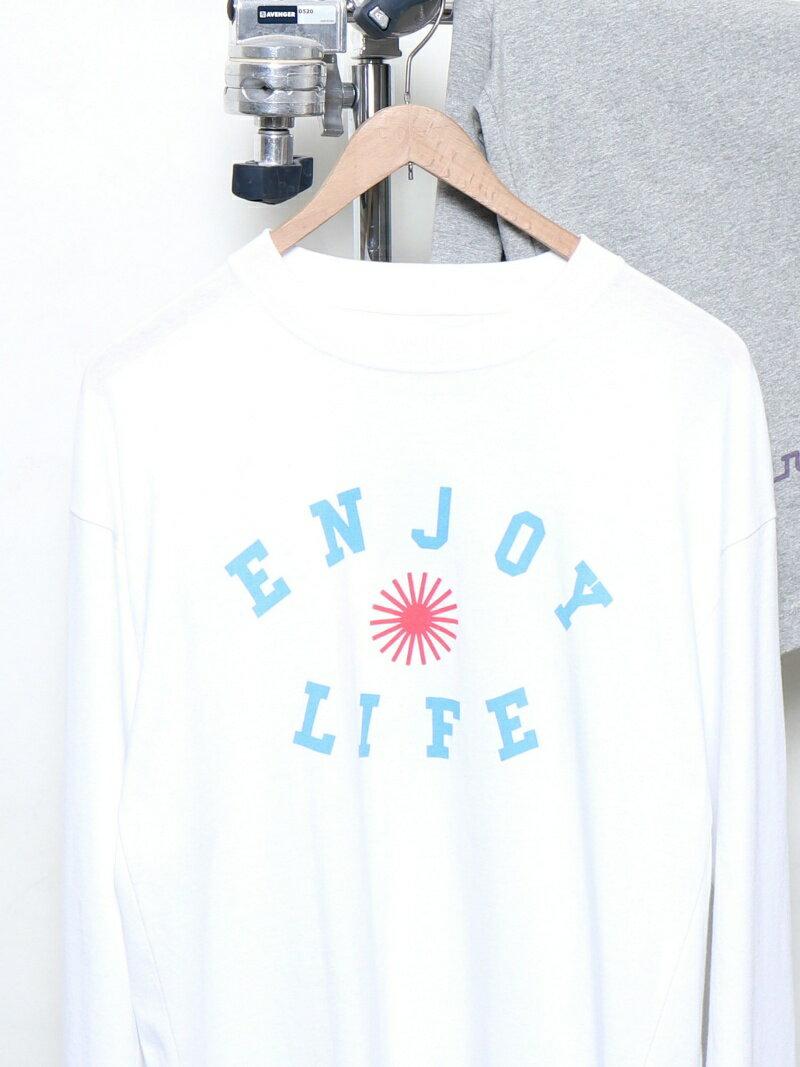 【SALE/40%OFF】coen SUNNY SPORTS(サニースポーツ)別注ロゴプリントTシャツ コーエン カットソー【RBA_S】【RBA_E】
