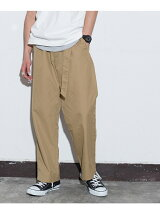 Belt Wide Pants