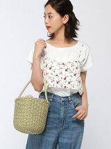 ビスチェ×Tシャツ セット