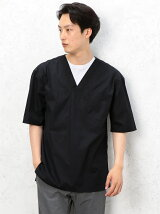 ST TYPE Vネック DOCTOR 5分袖 シャツ