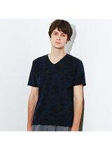 インレイカモフラTシャツ