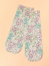 franche lippee/FLORALソックス