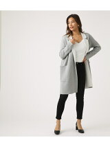 COCOON KNIT COAT