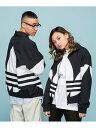 【SALE/50%OFF】adidas Originals (M)BIG TREFOIL TRACK TOP アディダス コート/ジャケット ナイロンジャケット...