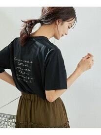 ROPE' PICNIC 【ORGABITS】アソートTシャツ ロペピクニック カットソー カットソーその他 ブラック ホワイト グリーン