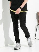 【WEB限定】ストレッチスキニーデニムクライミングジョガーパンツ