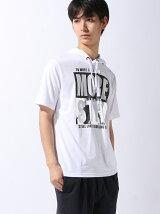 【JUNIOR SWEET】(M)プリントTシャツパーカー
