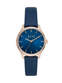 ELLE ELLE/(W)MONCEAU_ELL21028 ウォッチステーションインターナショナル ファッショングッズ 腕時計 ブルー【送料無料】