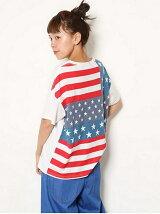 バック USA Tシャツ