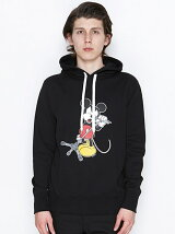 HOODED PARAK_NUMBER (N)INE MICKEY MOUSE_JR