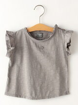 tocoto vintage:Flame baby T-shirt(90cm)