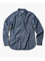 Chambray Shirt One Wash