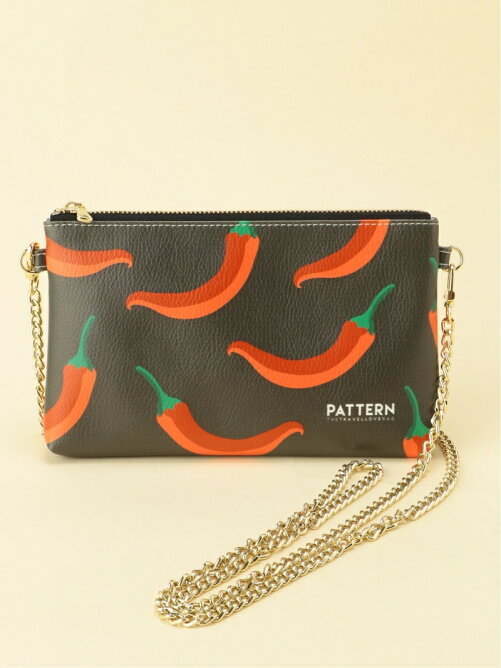PATTERN Thetravellovebag/チェーン付ポーチ