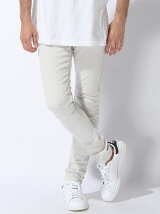 MOTOR CYCLE SKINNY PANTS