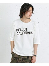 Hello California Tシャツ