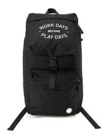 PLAYDESIGN (U)PLAY PACK プレイデザイン バッグ リュック/バックパック ブラック ネイビー カーキ【送料無料】