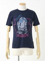 Men's JUNKFOOD R2D2 ベーシックTシャツ
