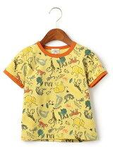 【KIDS】アニマルソウガラ Tシャツ ショートスリーブ