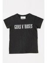 GUNSロゴモチーフ半袖Tシャツ