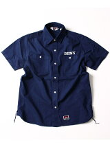 BEN DAVIS/EMBROIDERY OXFORD SHIRTS