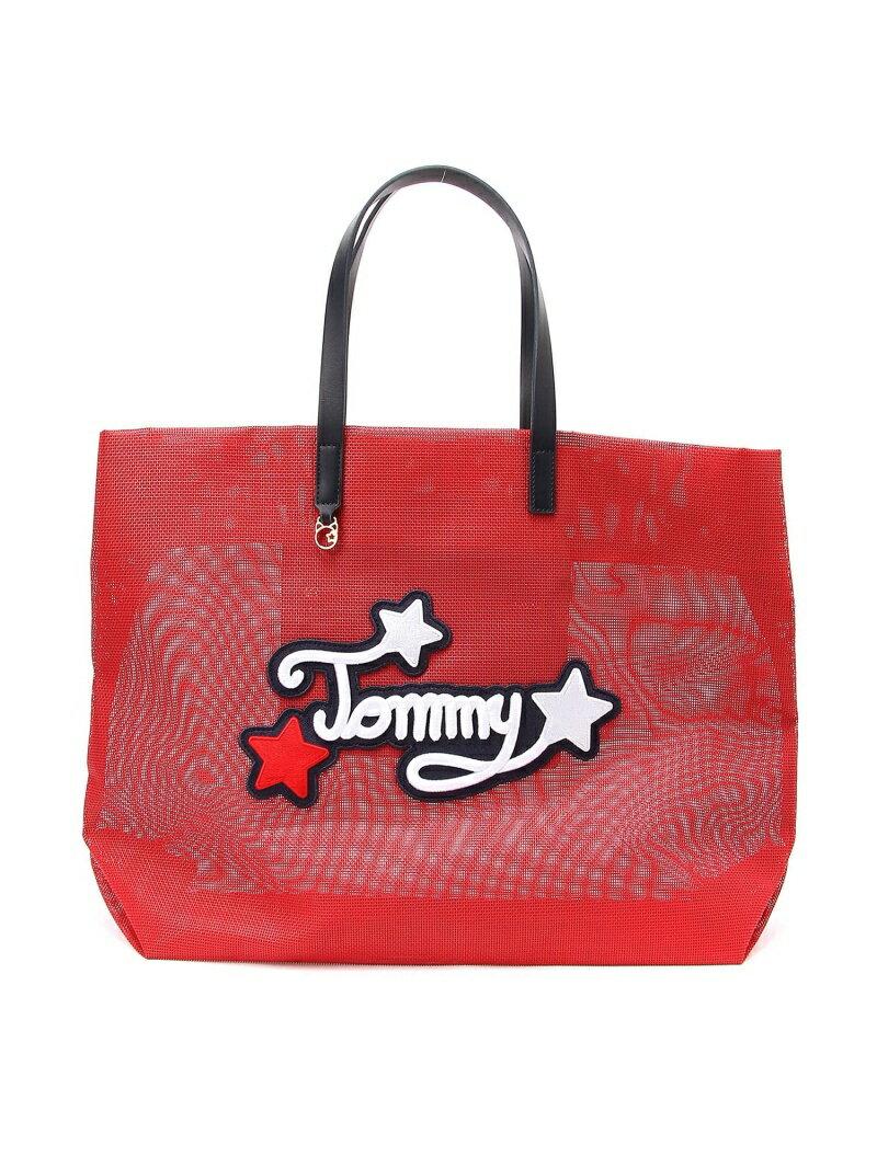 【SALE/40%OFF】TOMMY HILFIGER (W)サマートートバッグ トミーヒルフィガー バッグ【RBA_S】【RBA_E】【送料無料】
