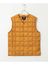 TAION V NECK BUTTON DOWN VEST