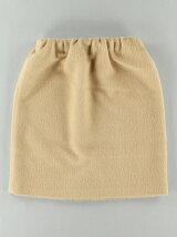 ウール調シャギースカート