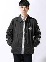 Arm Print DOU Coaches Jacket