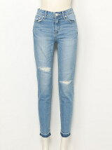 comfort clash skinny denim