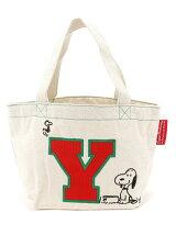 """刺繍ランチトート""""Y"""""""