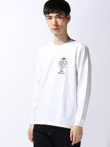 FreeHand Cross長袖Tシャツ