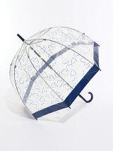 FULTON/ハート柄ビニル傘