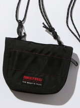 【別注】 <BRIEFING(ブリーフィング)> 2WAY ZIP WALLET/財布