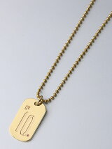 RICH DOOR/(U)Number Pendant-1