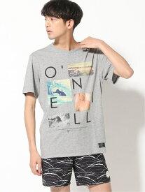 【SALE/40%OFF】O'NEILL O'NEILL/(M)ハンソデ Tシャツ オーピー/ラスティー/オニール カットソー Tシャツ グレー ネイビー