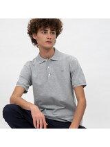 (M)スリムフィットポロシャツ (半袖)