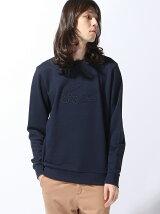 (M)デカワニロゴクルーネックスウェットシャツ