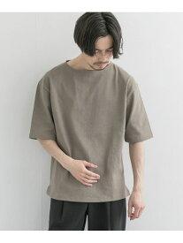URBAN RESEARCH バスクTシャツ アーバンリサーチ カットソー Tシャツ ホワイト ブラック グレー【送料無料】