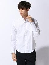 (M)17SSオックスボタンダウンシャツ