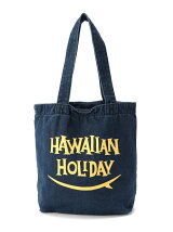 Hawaiian Holiday/(U)H.H TOTE BAG