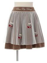 チョコディップチェリースカート