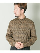 URBAN RESEARCH Tailor プリントバンドカラー