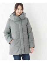 サーモミルフィーユ(R)中綿コート